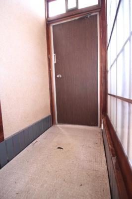 【玄関】松寿荘