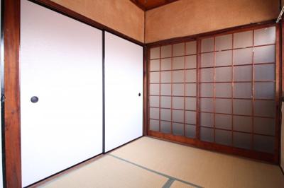 【寝室】松寿荘