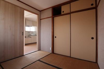 【寝室】マンション青山台