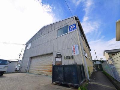 【外観】神殿町2F学習塾跡