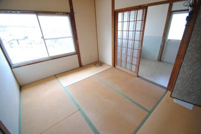 【寝室】小谷アパート