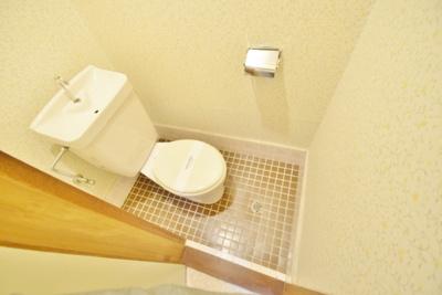 【トイレ】羽曳が丘ハイコーポⅡ棟