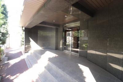 【エントランス】レーベンハイム常盤台六番館