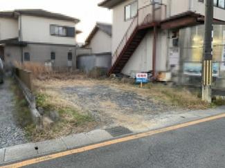 【外観】里5丁目31坪土地