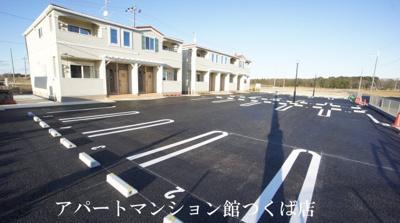 【駐車場】オーロラ高山A
