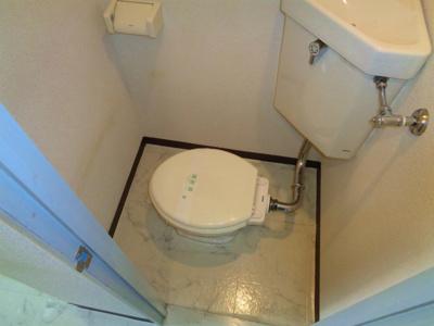 【トイレ】AGAIN駒川