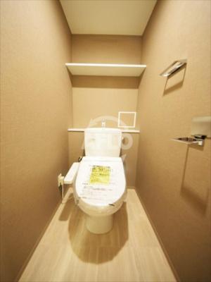 イニシアブランなんば トイレ