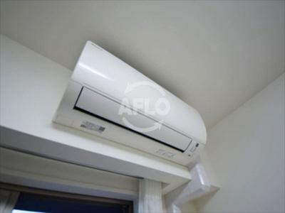 イニシアブランなんば エアコン