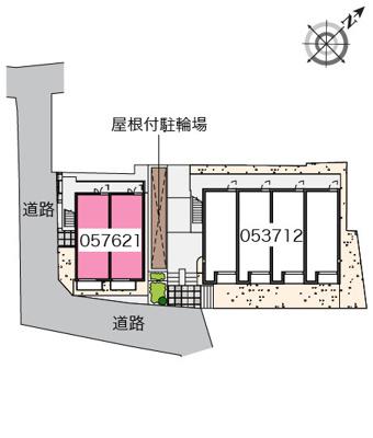 【区画図】ヒールコートⅡ