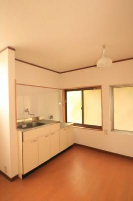 【キッチン】名古屋荘