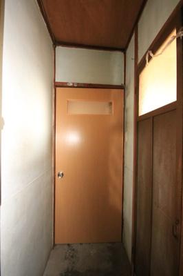【玄関】名古屋荘