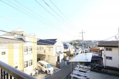 【展望】日吉本町六丁目貸家