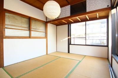 【和室】日吉本町六丁目貸家
