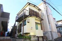 日吉本町六丁目貸家の画像