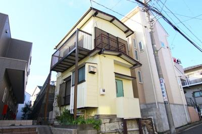 【外観】日吉本町六丁目貸家