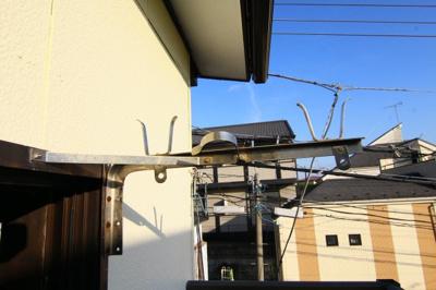【バルコニー】日吉本町六丁目貸家