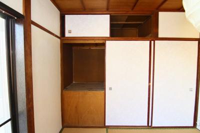 【収納】日吉本町六丁目貸家