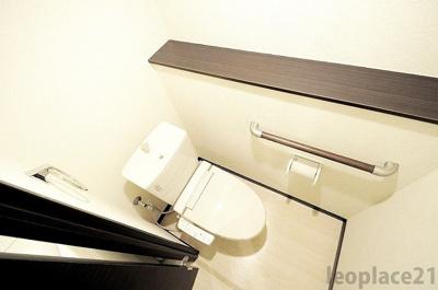 【トイレ】クレイノパストラルⅡ