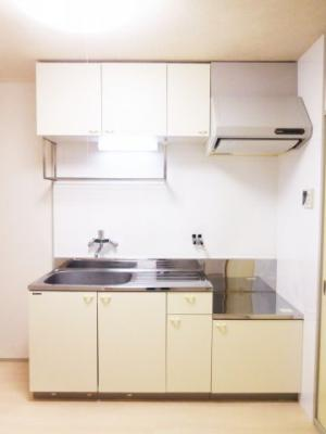 【キッチン】緑ヶ丘ハイツ