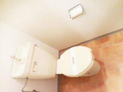 【トイレ】緑ヶ丘ハイツ