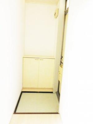【玄関】緑ヶ丘ハイツ