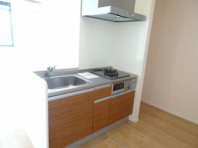 【キッチン】D-room(大和)Fountain Ⅱ