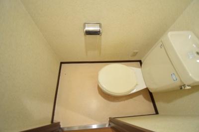 【トイレ】ハイツ松原