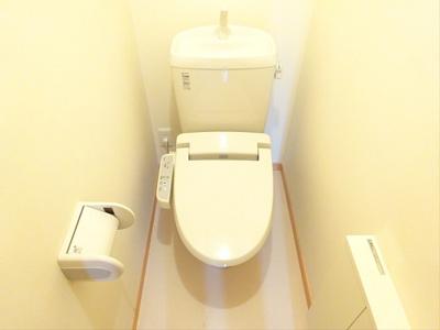 【トイレ】ドエル浜田山