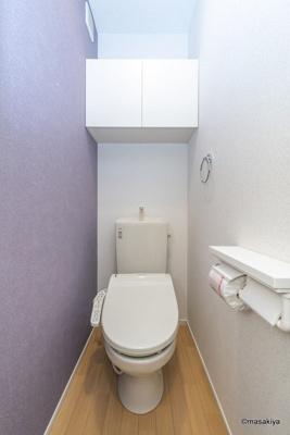 トイレ ウォシュレット付