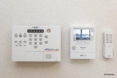 ALSOKホームセキュリティ・TVインターホン