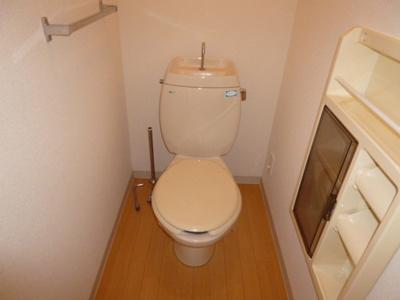 【トイレ】ぐりーんぴあ A