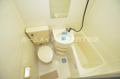 【浴室】プレアール野江