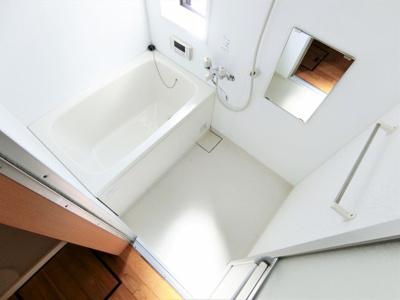 【浴室】ルピナス