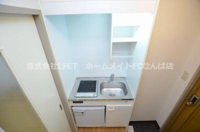 【キッチン】アクシオス野江サウス