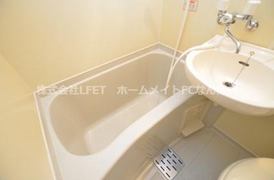 【浴室】アクシオス野江サウス