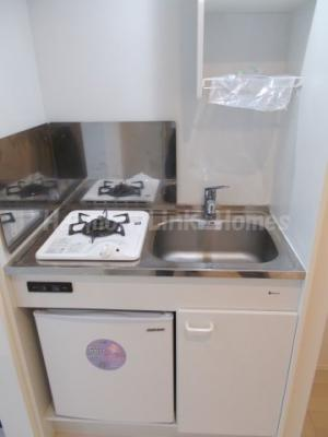 SUN CASA 王子の使いやすいキッチンです(別部屋参考写真)