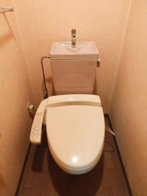 【トイレ】エスリード松屋町