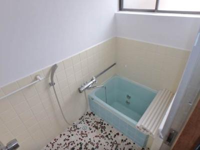【浴室】居相日野貸家・