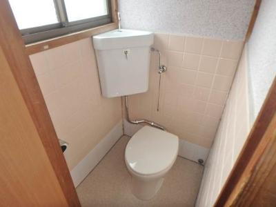 【トイレ】居相日野貸家・