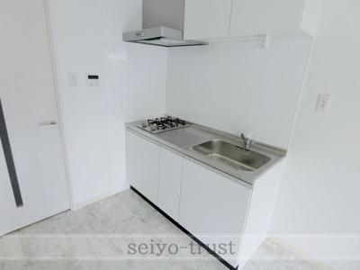 【キッチン】katayamaBLDG27