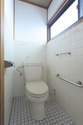 【トイレ】清末本町H貸家