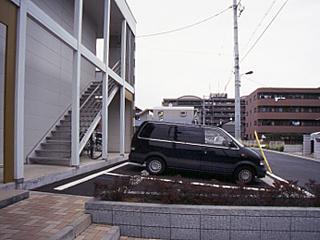 【駐車場】セカンド・ボヌールT