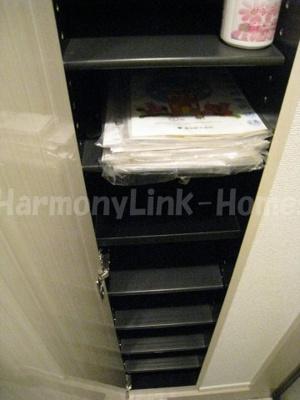 ハーモニーテラス押上のシューズボックス