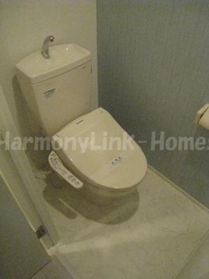 ハーモニーテラス押上のトイレ