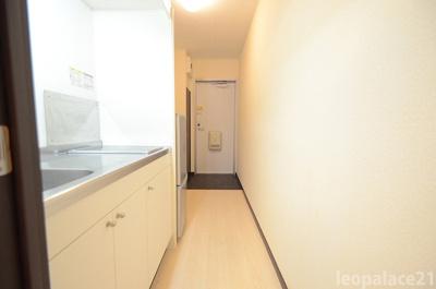 【キッチン】レオネクストホワイトクローバー