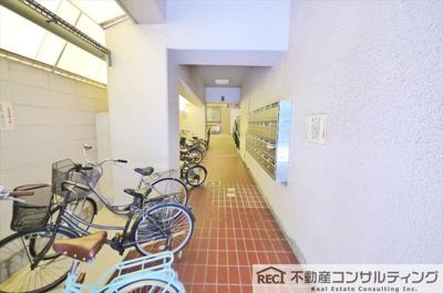 【駐車場】甲南第7兵庫コーポラス