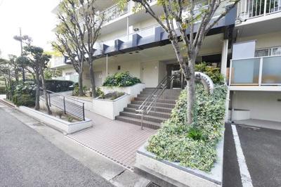 【エントランス】魚崎レックスマンション壱号棟