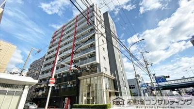 【エントランス】エステムプラザ神戸西Ⅳインフィニティ