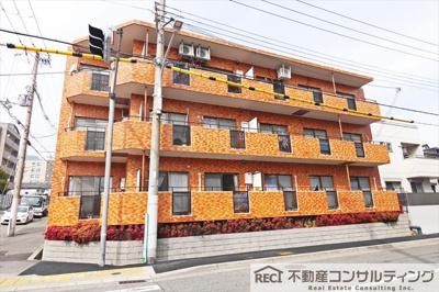 【外観】ライオンズマンション本山第3
