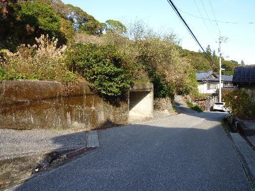 【前面道路含む現地写真】重倉